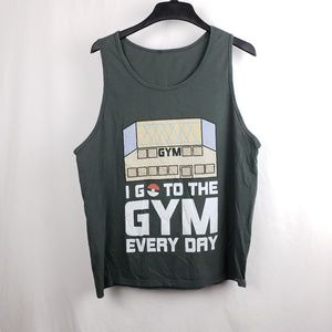 Pokemon Go Gym Tank Top